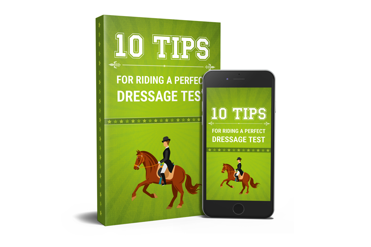 Ten tips for riding a perfect dressage test